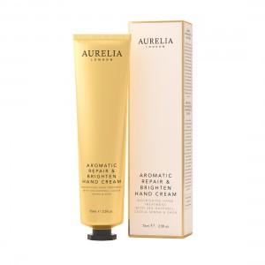 Aromatic Repair & Brighten Hand Cream with box